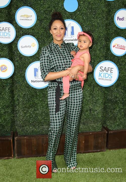 Tamera Mowry and Daughter Ariah Talea Housley 5
