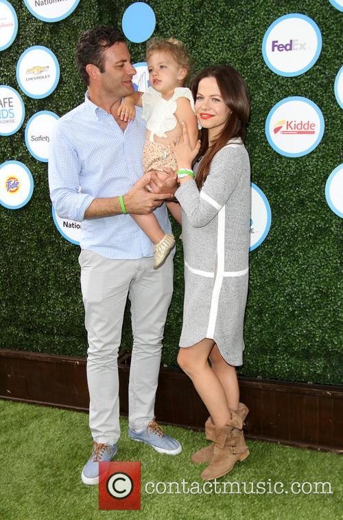 Tammin Sursok, Husband Sean Mcewen and Daughter Phoenix Emmanuel Sursok-mcewan 7