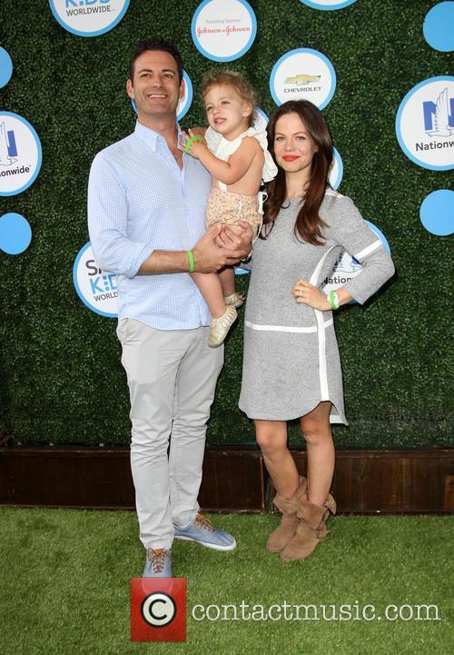 Tammin Sursok, Husband Sean Mcewen and Daughter Phoenix Emmanuel Sursok-mcewan 9