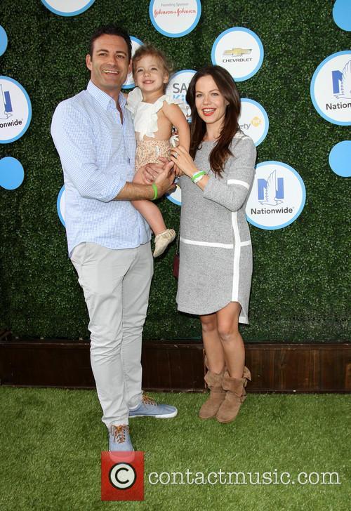 Tammin Sursok, Husband Sean Mcewen and Daughter Phoenix Emmanuel Sursok-mcewan 11