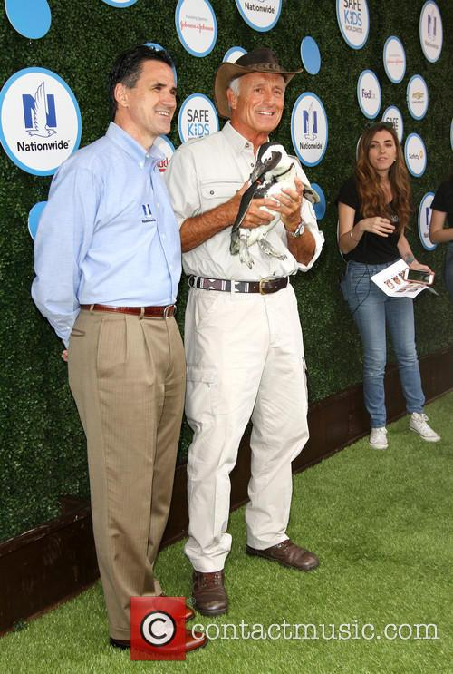 Nationwide Insurance Agent Mike Boyd and Jack Hanna 1