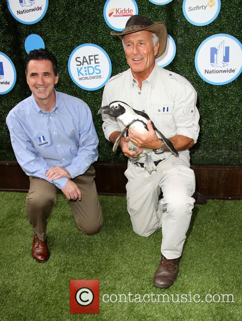 Nationwide Insurance Agent Mike Boyd and Jack Hanna 2