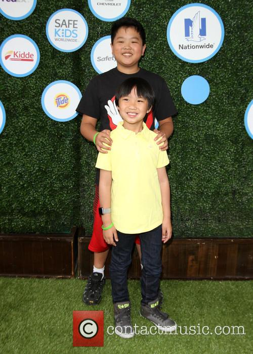 Hudson Yang and Ian Chen 1