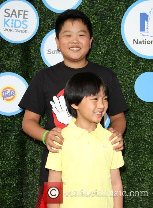 Hudson Yang and Ian Chen 2