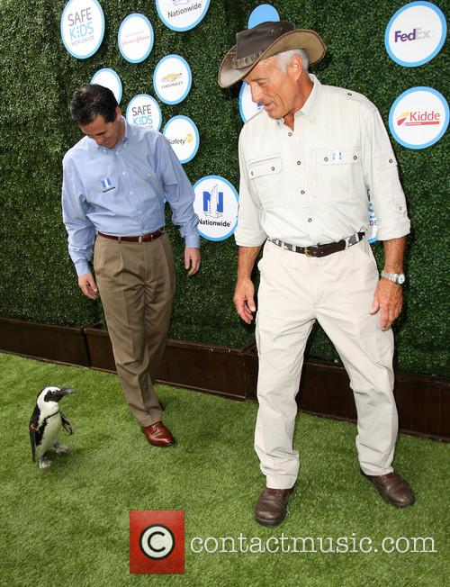 Nationwide Insurance Agent Mike Boyd and Jack Hanna 3