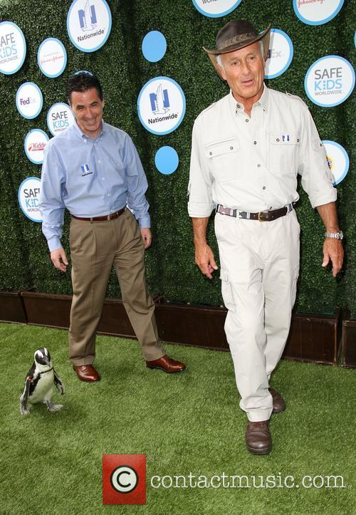 Nationwide Insurance Agent Mike Boyd and Jack Hanna 4