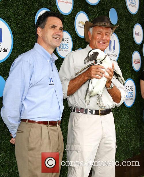Nationwide Insurance Agent Mike Boyd and Jack Hanna 5