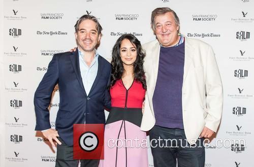 Matt Brown, Devika Bhise and Stephen Fry 3