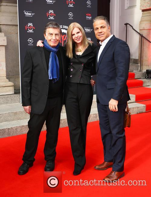 Rolf Kuehn, Melanie Kuehn and Karsten Speck 1