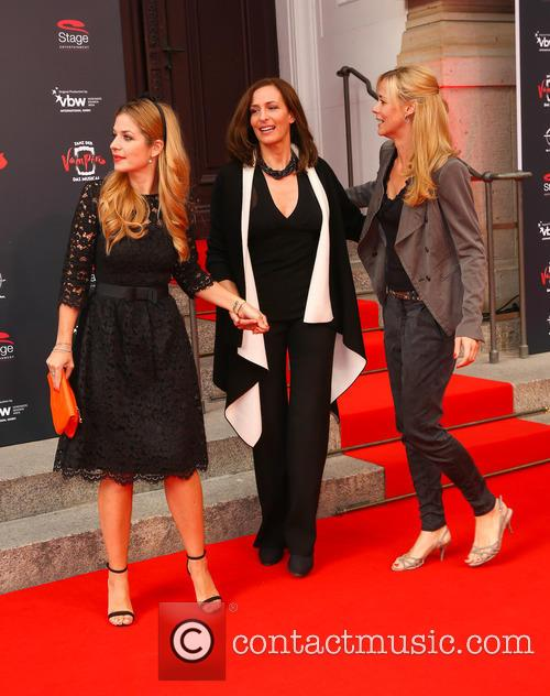 Susan Sideropoulos, Ulrike Frank and Jessica Ginkel 1