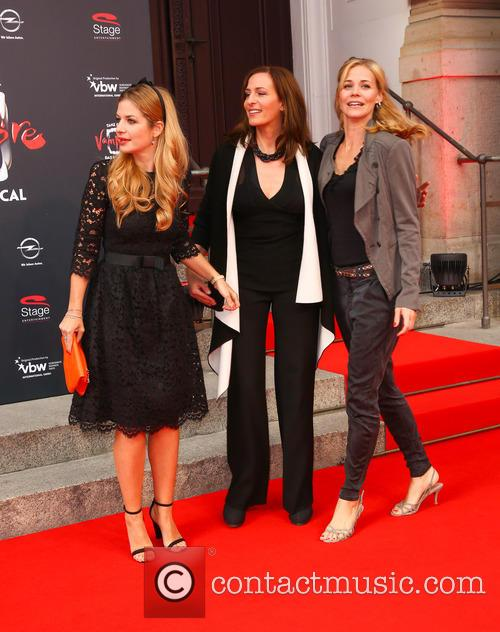 Susan Sideropoulos, Ulrike Frank and Jessica Ginkel 2