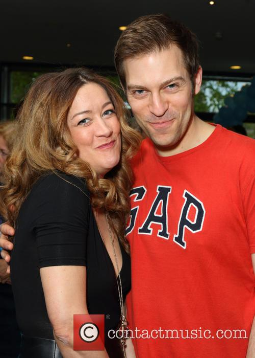 Julie Atherton and Jon Robyns 3