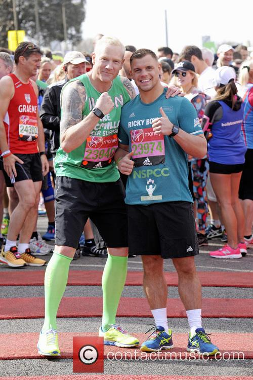 Iwan Thomas and Ricky Dolan 4