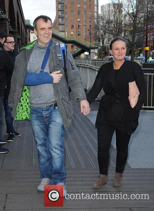 Simon Gregson and Emma Gleave 1
