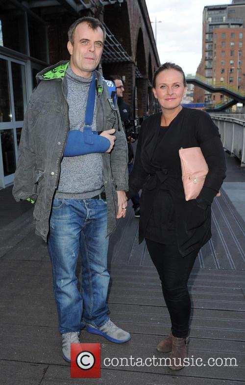 Simon Gregson and Emma Gleave 2