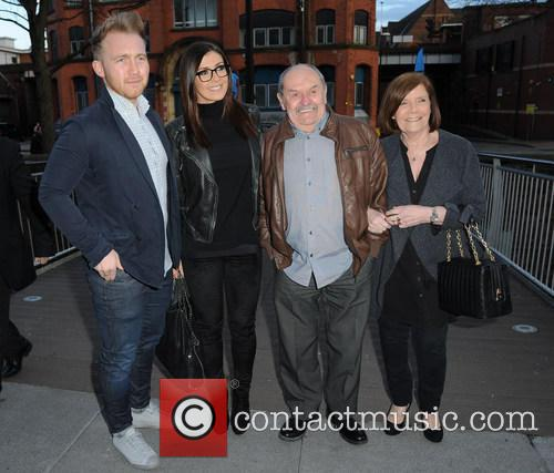 Kym Marsh, Matt Baker, Dave Marsh and Pauline Marsh 4