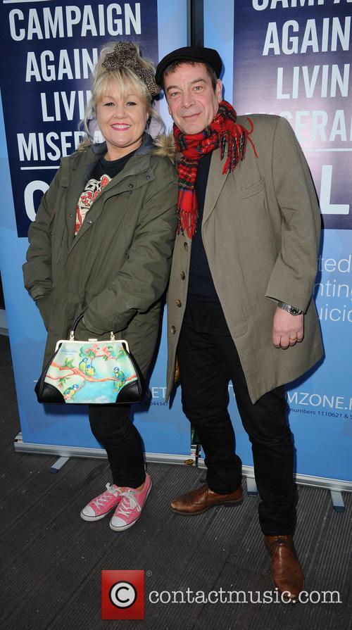 Lisa George and Richard Hawley 4