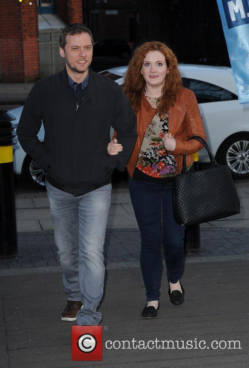 Jennie Mcalpine and Chris Farr 1