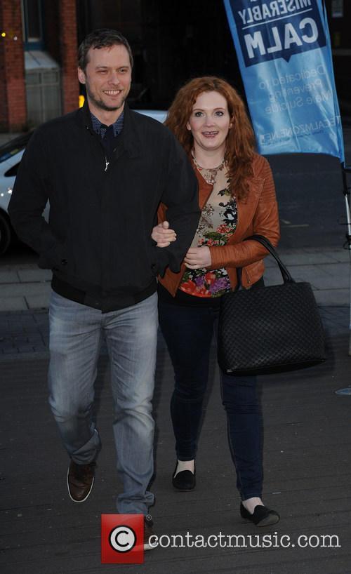 Jennie Mcalpine and Chris Farr 2