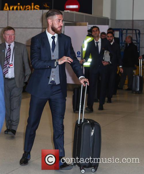Real Madrid and Sergio Ramos 2