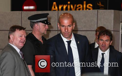 Real Madrid and Zinedine Zidane 3