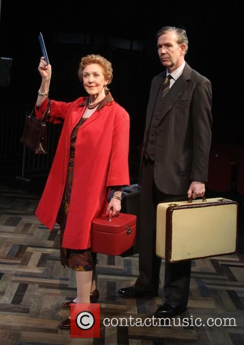Patricia Hodge and Steven Pacey As Henry 2