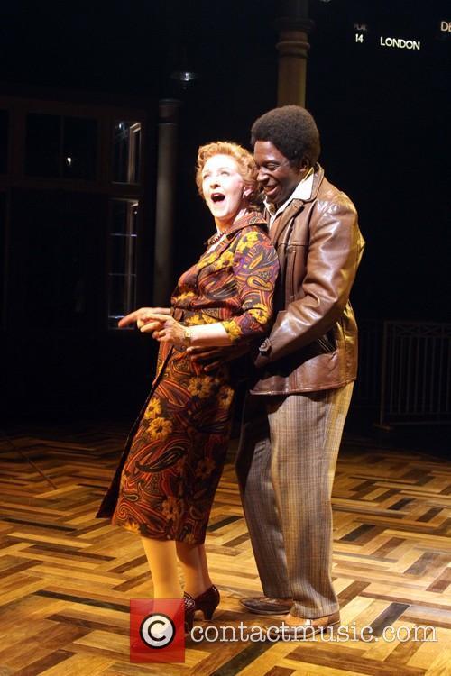 Patricia Hodge and Hugh Maynard As Wordsworth 7