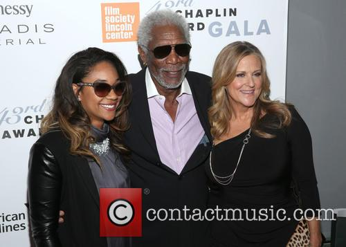 43rd Chaplin Award Gala Honoring Morgan Freeman -...