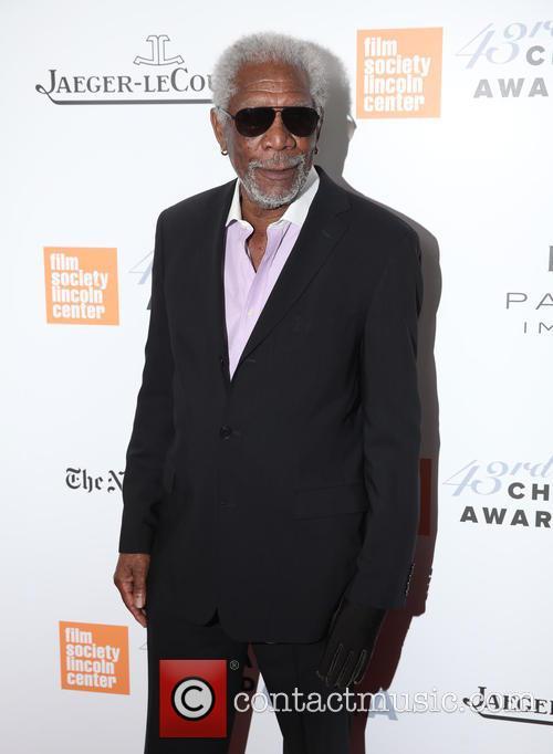 Morgan Freeman 8