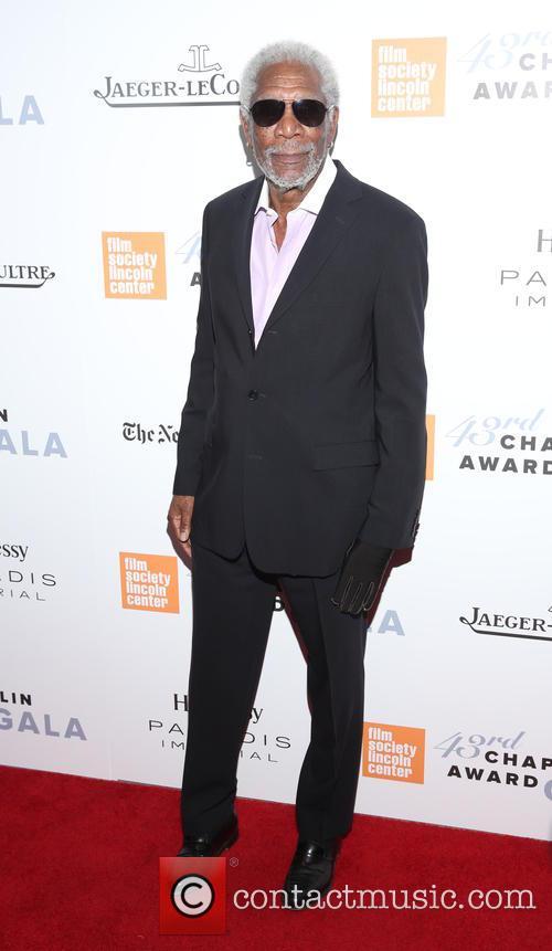 Morgan Freeman 9