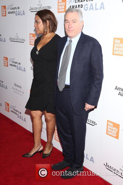 Grace Hightower and Robert De Niro 2