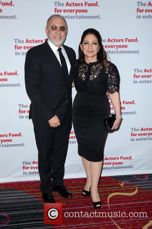 Emilio Estefan and Gloria Estefan 4