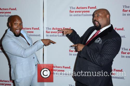 Michael James Scott and James Monroe Iglehart 2