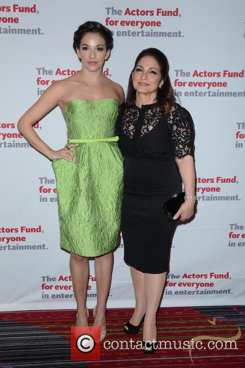Gloria Estefan and Ana Villafane 7
