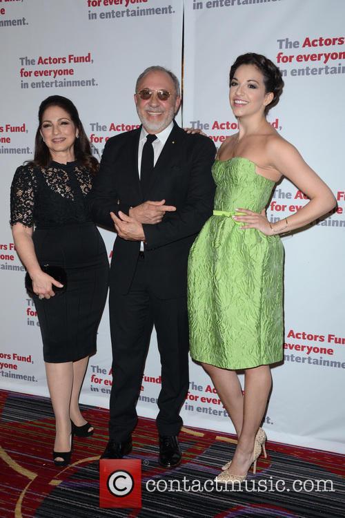 Gloria Estefan, Emilio Estefan and Ana Villafane 9