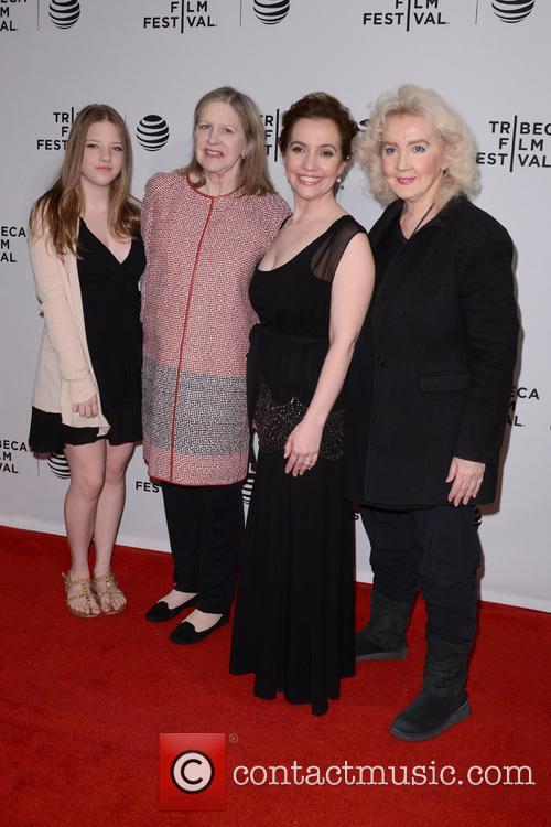 Francesca Scorsese, Helen Morris Scorsese, Domenica Cameron Scorsese and Julia Cameron 9