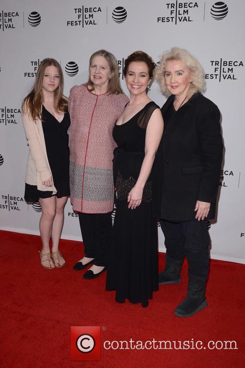 Francesca Scorsese, Helen Morris Scorsese, Domenica Cameron Scorsese and Julia Cameron 10