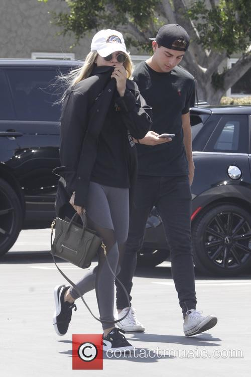 Fred Segal and Sofia Richie 6