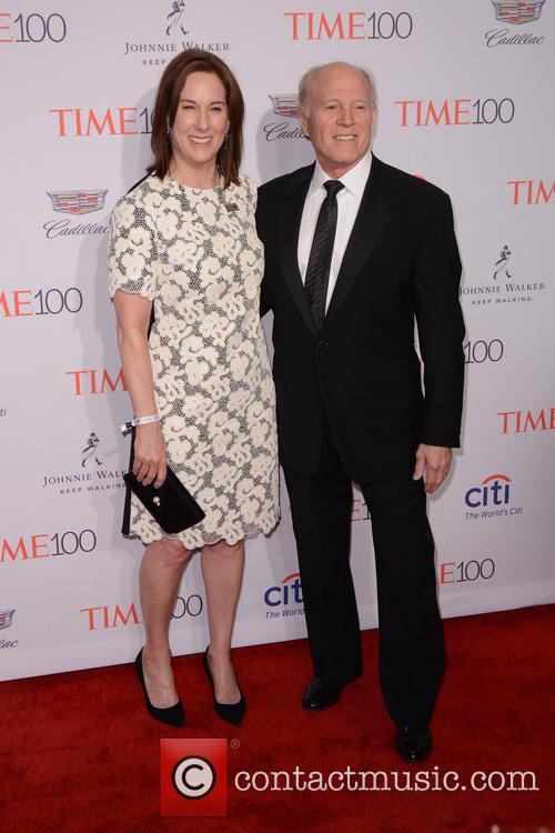 Kathleen Kennedy and Frank Marshall 2