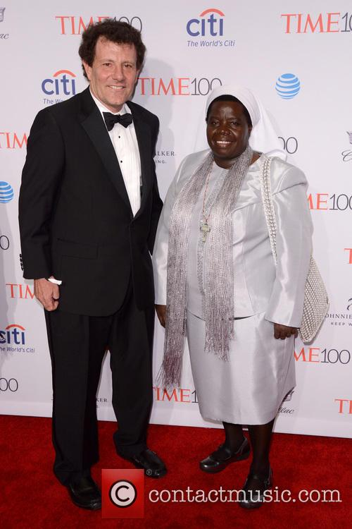 Nicholas Kristof and Rosemary Nyirumbe 1