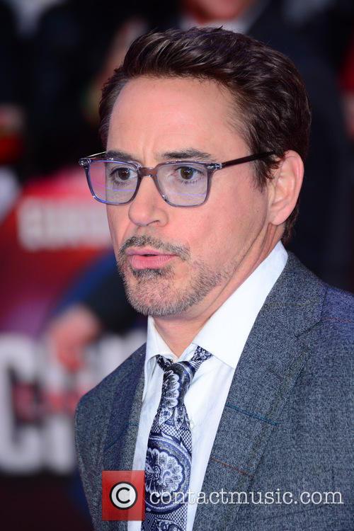 Robert Downey Jr 2