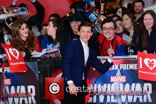 Tom Holland 8