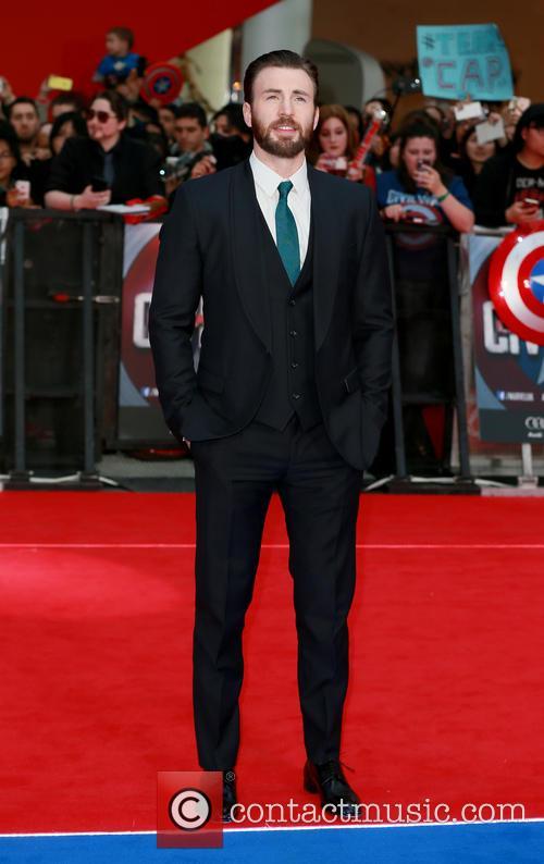 Chris Evans 6
