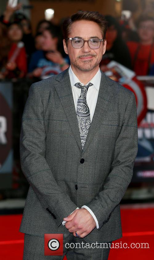 Robert Downey Jr 6