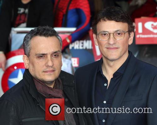 Anthony Russo and Joe Russo 2
