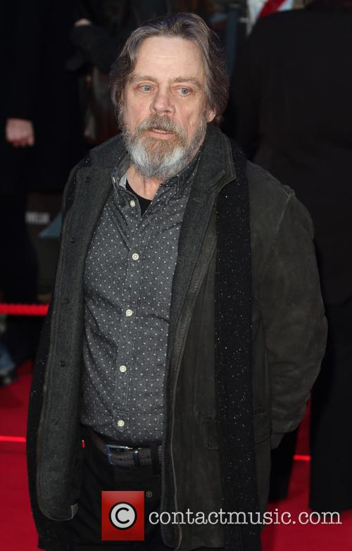 Mark Hamill at the 'Captain America: Civil War' premiere