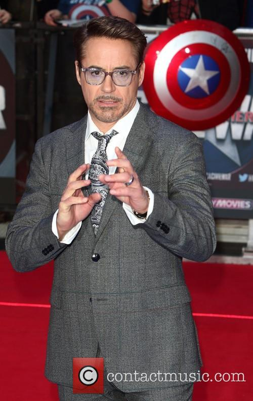 Robert Downey Jr 5