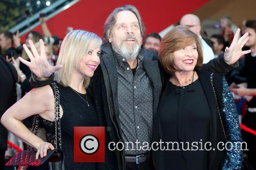 Mark Hamill, Marilou York and Chelsea Hamill 4