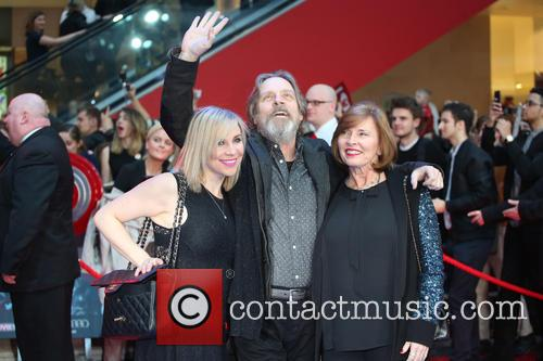 Mark Hamill, Marilou York and Chelsea Hamill 5