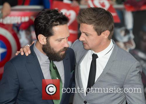 Paul Rudd and Jeremy Renner 3
